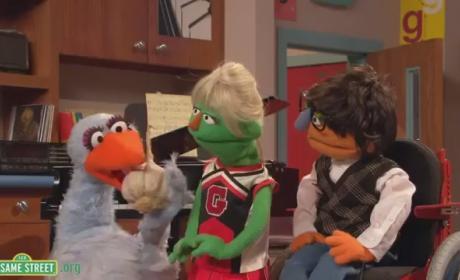 Sesame Street Presents: The G Club!