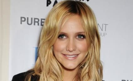Celebrity Hair Affair: Ashlee Simpson