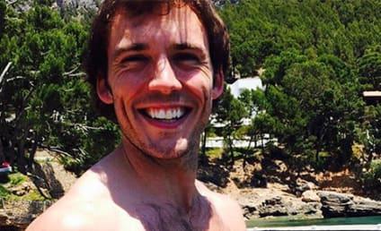 Sam Claflin Reveals 40 Pound Weight Loss, Shares Shirtless Selfie