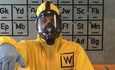 Breaking Bad-Themed Coffee Shop Opens in Istanbul: Make It a Grande, B-tch!
