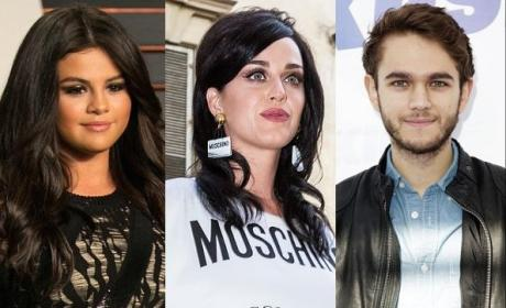 "Selena Gomez Admits to ""Thing"" with DJ Zedd"