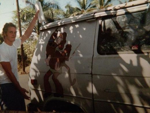 Chris Pratt Van Photo