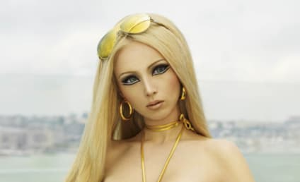 Valeria Lukyanova: Human Barbie Photos Take Over V Magazine!