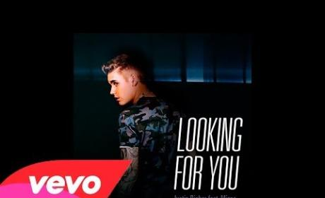 "Justin Bieber is ""Looking For You,"" Debuts New Single"