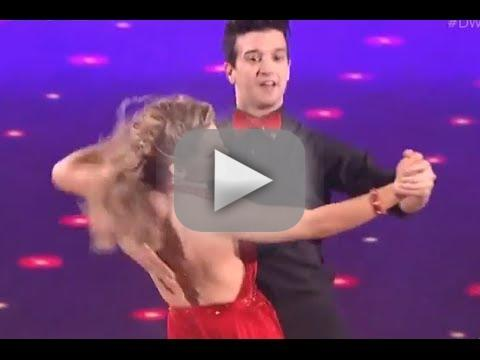 Candace Cameron Bure & Mark Ballas - Finale Performance