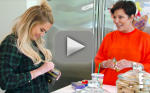 "Khloe Kardashian Sprays ""Condom Juice"" on Kris Jenner"