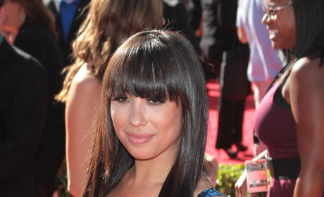 Cheryl Burke Gushes Over North West: So Adorable!