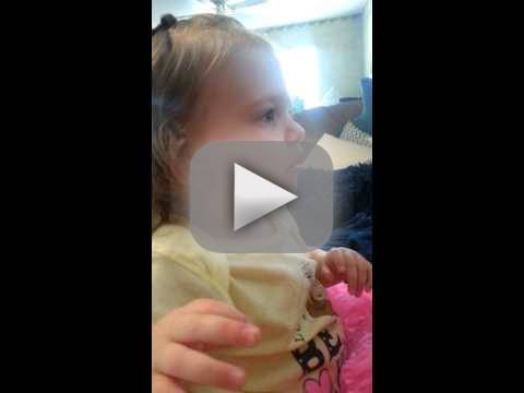 Daughter Gets Freaked Out by Clean-Shaven Father