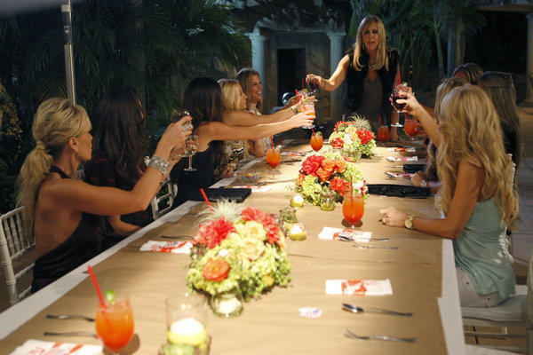 Cheers to The Real Housewives!