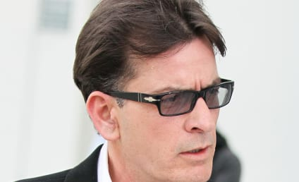 Wife Out, Mistress In: Charlie Sheen Reportedly Shacks Up with Angelina Tracy!
