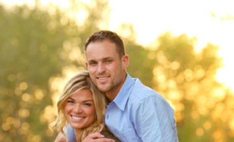 Kelly Forrester Cottle and Jesse Cottle