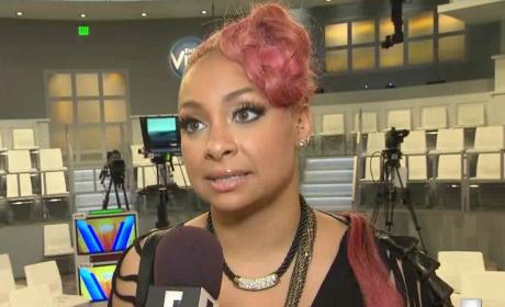 Raven-Symone to Caitlyn Jenner: Come on The View!