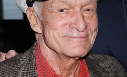 Hugh Hefner: Happy to Be Single!
