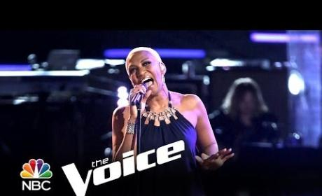 Sisaundra Lewis - New York State of Mind (The Voice)