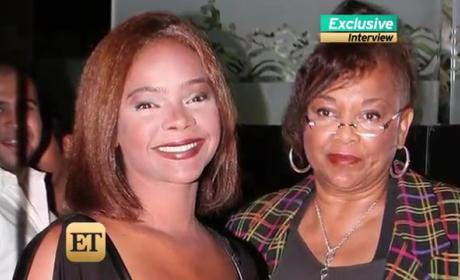 Lark Voorhies Talks Gang Member Husband in Bizarre, Rambling Interview