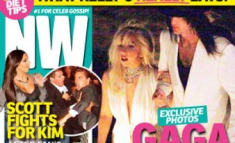 Married Gaga?