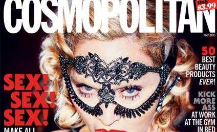 Madonna Talks Sexism, Kanye West, Internet Trolls