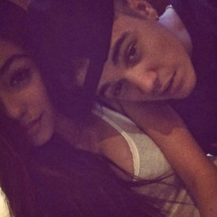 Madison Beer and Justin Bieber