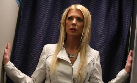 Tara Reid in Sharknado 2