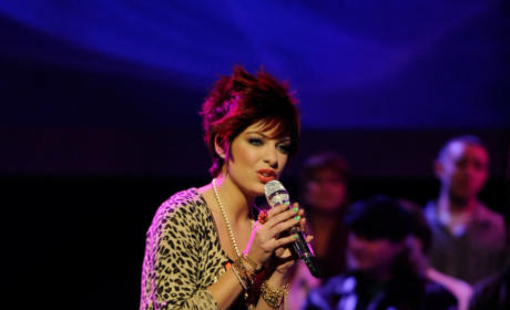 Lacey Brown Performance Pic