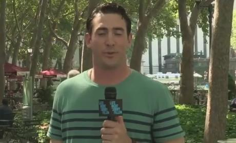 Matt Harvey Asks New Yorkers About Matt Harvey, Films Clueless Replies
