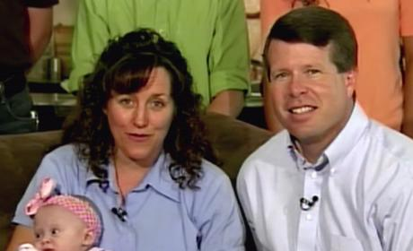 Jim Bob and Michelle Duggar Image
