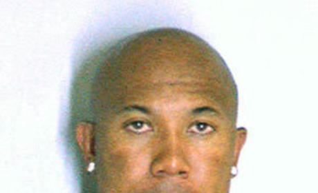 Hines Ward Mug Shot