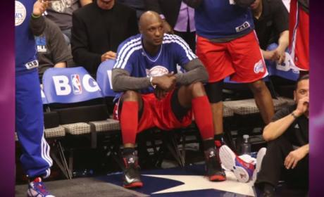 Lamar Odom Signs with Spanish Basketball Team