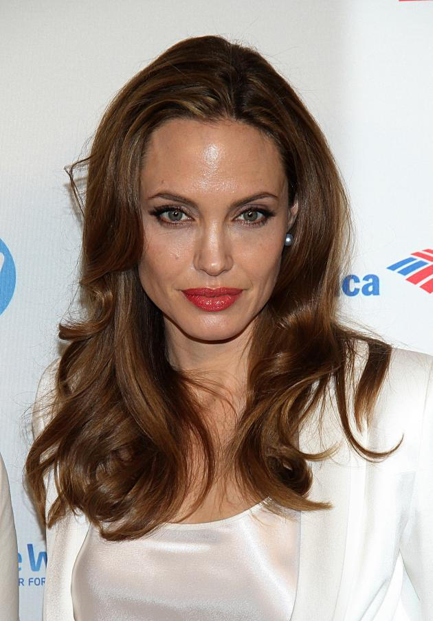 Angelina Jolie in NYC