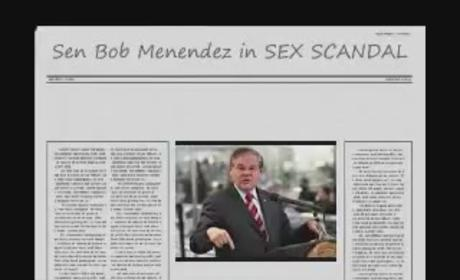 Daily Caller Hooker Video: Bob Menendez Denies Prostitution Scandal