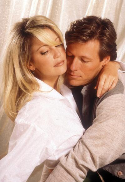 Heather Locklear and Jack Wagner