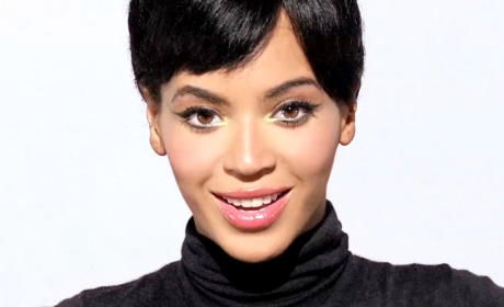 Beyonce Video Still