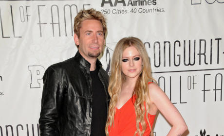 Chad Kroeger, Avril Lavigne Photo