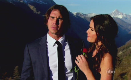 Ben Flajnik and Courtney Robertson: It's Over!