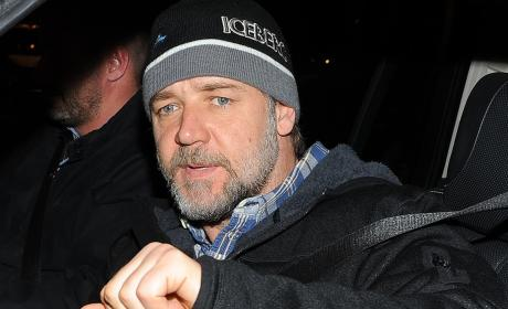 "Russell Crowe Rescued By Coast Guard After Kayaking ""Grand Adventure"""