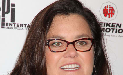 "Rosie O'Donnell SLAMS Lindsay Lohan, Calls Liz Taylor Casting a ""Disaster"""