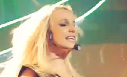 Britney Spears Lip-Syncing Video: Singer Busted AGAIN in Vegas!