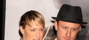 Ben Foster and Robin Wright: Engaged!