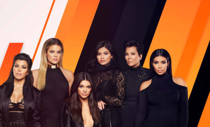 Kim Kardashian: Using Saint West to Boost KUWTK Ratings?!