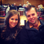 Jana and John David Duggar