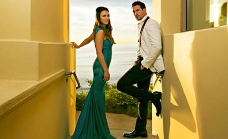 Andi Dorfman and Josh Murray: We Want Three Kids (in Interview Before We Break Up)!