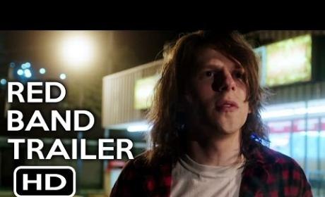American Ultra Trailer: Kristen Stewart & Jesse Eisenberg Smoke Weed AND Their Enemies