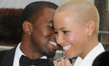 Kanye West, Amber Rose Meet at the MET