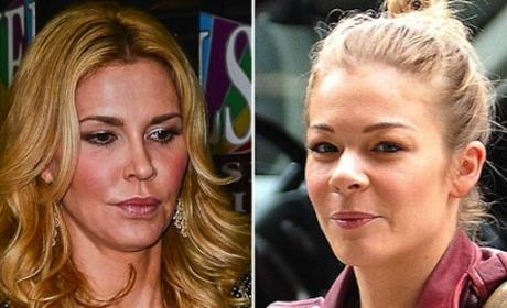 Brandi Glanville: Pissed at LeAnn Rimes Over Son's Party