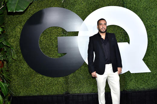 French Montana: GQ 20th Anniversary Men Of The Year Party