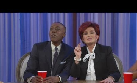 Sharon Osbourne Slams The View