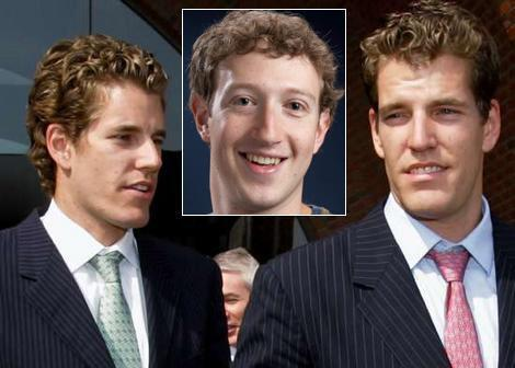 Winklevii and Zuck