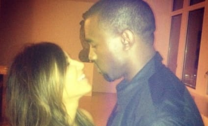 "Kim Kardashian Spends ""BF Time"" with Kanye West"