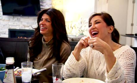 Teresa and Jacqueline