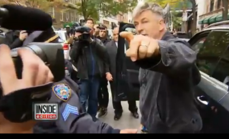 Alec Baldwin Suspended By MSNBC, Issues Apology For Homophobic Outburst